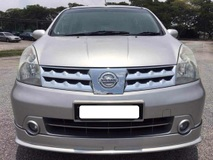 2008 NISSAN LIVINA 1.8 (A) Full Spec Actual Year Made 2008
