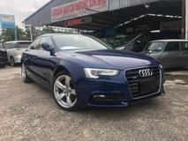 2013 AUDI A5 2.0TFSI QUATTRO EXCLUSIVE LIMITED