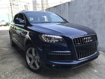 2013 AUDI Q7 3.0 TDI DIESEL S LINE UK NEW UNREG