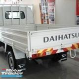 2018 daihatsu gran max   daihatsu gran max pick up steel   ( baru )