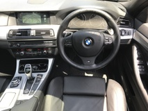 2013 BMW 5 SERIES 528I 2.0 M SPORT TWIN POWER TURBO UK UNREG