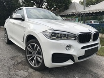 2015 BMW X6 3.0 TWIN POWER TURBO M SPORT UK NEW UNREG