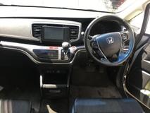 2014 HONDA ODYSSEY Unreg Honda Odyssey 2.4 I Vtec Absolute 2PD Keyless Camera Nice Car