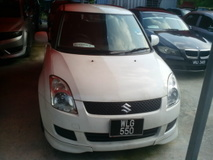 2011 SUZUKI SWIFT 1.5 (A) EASY LOAN