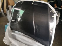 Volkswagen Golf MK7 Revozport Carbon Fiber Bonnet Exterior & Body Parts > Car body kits