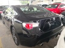 2012 TOYOTA 86 GT COUPE UNREG 0% GST