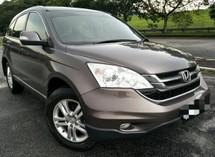 2012 HONDA CR-V 2.0 (A) FULL SPEC 4WD TIP TOP