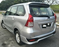 2013 TOYOTA AVANZA 1.5 (A) G SPEC TIP TOP LIKE NEW