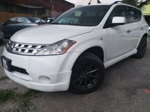 2004 NISSAN MURANO RAYA CRAZY OFFER 1 OWNER LIKE NEW CAR