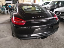 2014 PORSCHE CAYMAN 2.7 UK UNREG NO GST