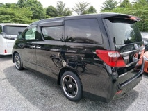 2013 TOYOTA ALPHARD 2.4 TG SPEC SUNROOF POWER DOOR POWER BOOT