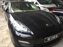 2012 PORSCHE PANAMERA 3.6 Highspec REG 2016 PDK Power Boot Free Warranty