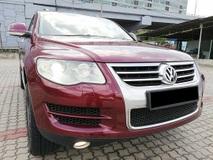 2008 VOLKSWAGEN TOUAREG TFSi 3.6 V6 LOCAL CBU VR6