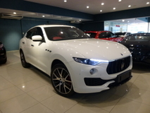 2017 MASERATI OTHER Levante 3.0 Diesel TurboCharged Fully Option Sport Version Spec (New Car Condition) Price NEGOTIABLE