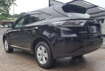 2015 TOYOTA HARRIER Elegance 2.0L Unreg Japan Demo Car