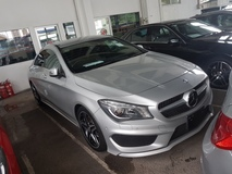 2013 MERCEDES-BENZ CLA 250 AMG JAPAN SPEC (ACTUAL YEAR MAKE) NO HIDDEN AND GST CHARGES