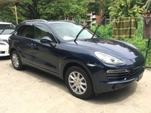 2011 PORSCHE CAYENNE 3.6 V6 PDK Direct Injection 8-Speed Sport Mode Selection Paddle Shift Steering BOSE Surround System Automatic Power Boot Dual Zone Climate Auto Cruise Control Xenon Light Unreg
