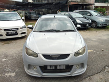 2007 PROTON SATRIA NEO 1.6 H-Line FULL(AUTO)2007 Only 1 UNCLE Owner, 90K Mileage, TIPTOP, ACCIDENT-Free, DIRECT-Owner, NEGOTIABLE with AIRBEGs