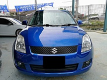 2009 SUZUKI SWIFT 1.5 KEYLESS H/SPEC (AUTO) ORIGINAL LOW MILEAGE 46K DONE