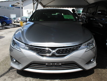 2013 TOYOTA MARK X 2.5 V6 Unreg 2013. Like new car! (No GST)