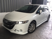 2012 HONDA ODYSSEY 2.4 Super Aero Sport (Unregistered) NO GST