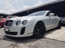 2010 BENTLEY CONTINENTAL Bentley Continental Supersports 6.0 4 Seater