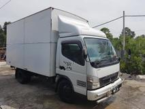 2011 MITSUBISHI FUSO CANTER DOUBLE CAB LONG CUSTOM