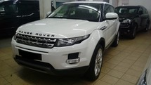 2013 LAND ROVER EVOQUE TRUE YEAR MADE 2013 CBU Mil 54k km only Full Service Record