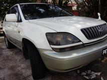 2001 TOYOTA HARRIER 300G ALCANTARA VERSION