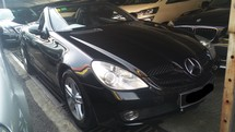 2008 MERCEDES-BENZ SLK 200K TRUE YER MADE 2008 GST 0 New Facelift Cabriolet