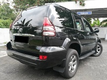 2008 TOYOTA PRADO LAND CRUISER 3.0 J120 DIESEL TURBO D4-D HILUX WITH SUNROOF FORTUNER