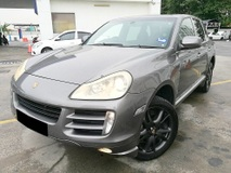 2007 PORSCHE CAYENNE S CAYENNE GTS 4.8 V8 NON AIR MATIC SUSPENSION LOW MILEAGE WEEKEND CAR