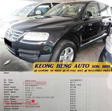 2005 VOLKSWAGEN TOUAREG V6 3.2 SUV (ACTUAL YR MADE 2005 CBU)(NO GST)(SUNROOF)(VERY TIP TOP CONDITION)(LIKE NEW)(KL CHERAS AREA)(NO CHEATING)