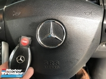 2005 MERCEDES-BENZ A-CLASS A170 1.7AT AVANTGARDE LIMITED AMG BRABUS SPEC