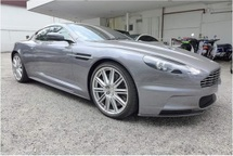2011 ASTON MARTIN DBS 6.0 V12 MANUAL
