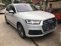 2015 AUDI Q7 3.0TFSI QUATTROS LINE (ACTUAL YEAR MAKE) NO HIDDEN AND GST CHARGES