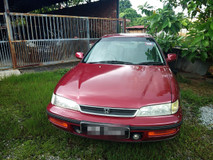 1995 HONDA ACCORD 2.0 VTi FULL Spec(AUTO)1995 Only 1 Careful UNCLE Owner, LOW Mileage,TIPTOP,ACCIDENT-Free, DIRECT-Owner, NEGOTIABLE with AIRBEG