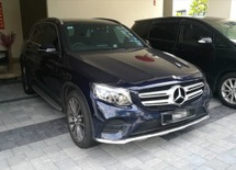 2016 MERCEDES-BENZ GLC 250 4MATIC