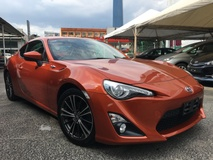 2013 TOYOTA 86 TOYOTA GT86 LIMITED EDITION