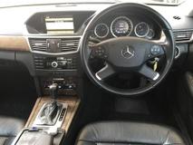 2011 MERCEDES-BENZ E-CLASS E200