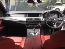 2014 BMW M5 SPORT 4.4 V8 TWIN TURBO (UNREG)