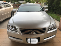 2007 TOYOTA MARK X 250G