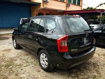2011 NAZA CITRA II RONDO 2.0 FULL Spec(AUTO)2011.12 Only 1 LADY Owner, 80K Mileage, TIPTOP, ACCIDENT-Free, DIRECT-Owner, NEGOTIABLE with FULL Spec
