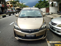 2012 PROTON EXORA 1.6 BOLD FULL Spec(AUTO)2012 Only 1 LADY TEACHER Owner, 66K Mileage, TIPTOP, ACCIDENT-Free, DIRECT-Owner, NEGOTIABLE with FULL Spec