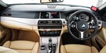 2013 BMW 5 SERIES 535i 3.0 TWIN POWER TURBO FACELIF JAPAN SPEC UNREG