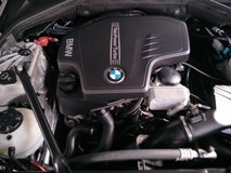 2012 BMW 5 SERIES 2.0 TWIN POWER TURBO 2 ELECTRIC LEATHER SEATS