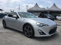 2014 TOYOTA FT-86 2.0 GT LIMITED FULL LOAN
