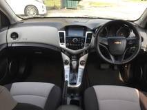 2011 CHEVROLET CRUZE 1.8 LTZ SPORT EDITION FULL LOAN