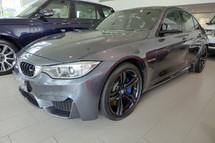2016 BMW M3 M3 SALOON
