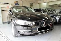 2013 BMW 3 SERIES  4 Doors 1.6 (A)